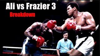 Video The Thrilla in Manila Explained - Ali vs Frazier 3 Breakdown MP3, 3GP, MP4, WEBM, AVI, FLV Juni 2019