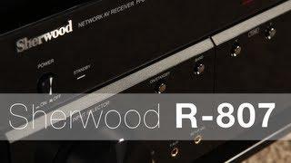 Sherwood R-807 -Первый AV-Ресивер С Поддержкой Android. Обзор AndroidInsider.ru