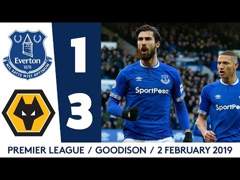 Video: ANDRE GOMES NETS STUNNER BUT BLUES DEFEATED   EVERTON V WOLVES: MATCH HIGHLIGHTS