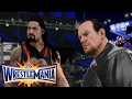 Wrestlemania 33 - Roman Reigns Vs The Undertaker - WWE 2K17