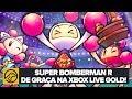 Super Bomberman R De Gra a Na Xbox Live Gold
