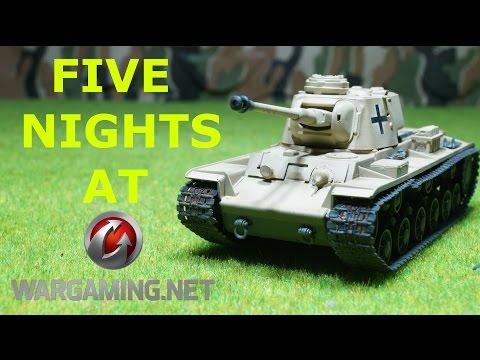 Five Nights at Wargaming