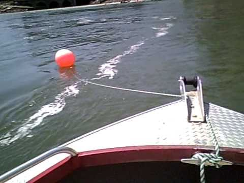 Anchor Retrieval System For Fishing in Rivers or Ocean