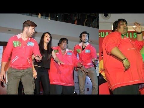 Video Exclusive Dance Performance By Ganesh Acharya & Hey Bro Starcast download in MP3, 3GP, MP4, WEBM, AVI, FLV January 2017
