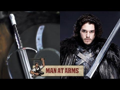 Jon Snow s Longclaw Game of Thrones  MAN AT