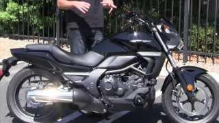4. Show 13 - Part 3 - Honda CTX700N Ride
