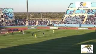 Highlights of Bafana Bafana's 2-0 away win over Botswana in the CHAN qualifiers.