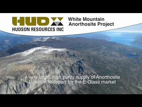 Hudson Resources White Mountain Project - Greenland