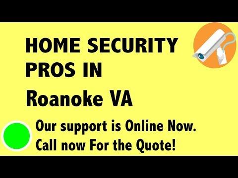 Best Home Security System Companies in Roanoke VA