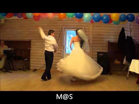 Мария Симдянкина (Танец молодых - Саша и Оля) 8.09.2012г. онлайн видео