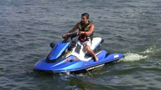 10. Yamaha Waverunner 2017 new models