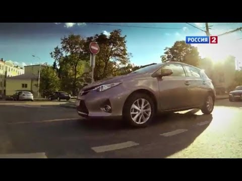 Toyota Auris Тест-драйв Toyota Auris 2013 // АвтоВести 119