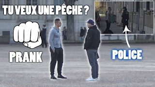 Video TU VEUX UNE PECHE ?! Prank Police MP3, 3GP, MP4, WEBM, AVI, FLV Mei 2017