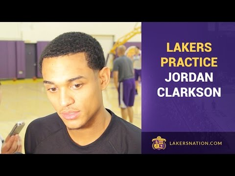 Video: Jordan Clarkson On The Careers Of Kobe Vs. LeBron