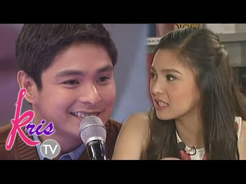 Kris TV: What Kim Chiu learned from Coco Martin