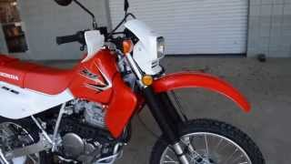 4. 2014 Honda XR650L Walk Around Video - Dual Sport Motorcycle SALE @ Honda of Chattanooga