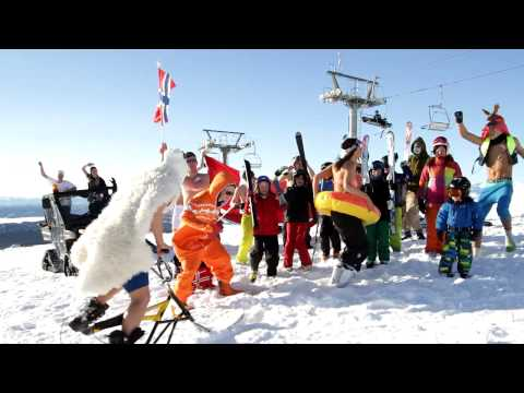 Harlem Shake - Winter Edition - Rauland