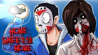 Video Home Sweet Home - Scary Girl Stalker! (MUST ESCAPE!) Ep. 1 MP3, 3GP, MP4, WEBM, AVI, FLV Mei 2019