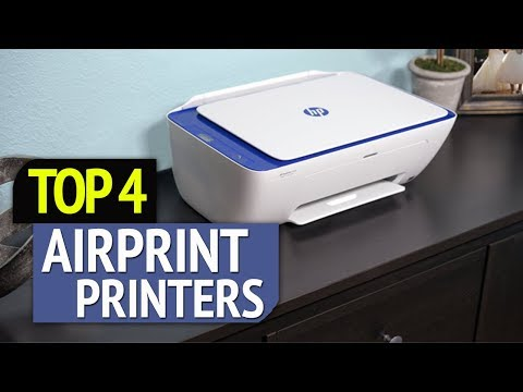 TOP 4: Best AirPrint Printers 2018