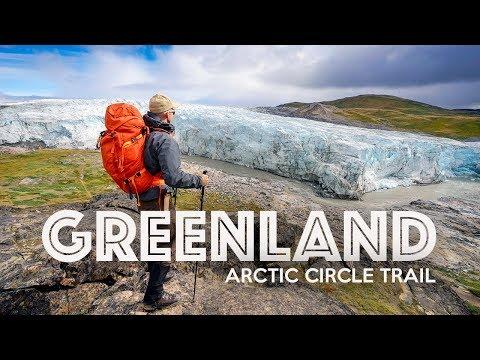 ARCTIC CIRCLE TRAIL - Greenland 2015