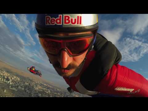 In the Baku Skies with Red Bull