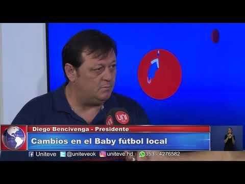 La liga de baby fútbol renueva autoridades