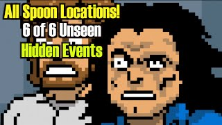 Video The Room Tribute Game - All 10 Spoon Locations/6 of 6 Unseen Things and  Secret Ending MP3, 3GP, MP4, WEBM, AVI, FLV Agustus 2018