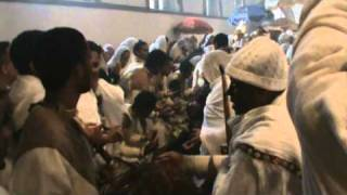 Saint Mary Of Debre Tsion Ethiopian Orthodox Tewahedo Church Feast Day 2011 Part 5