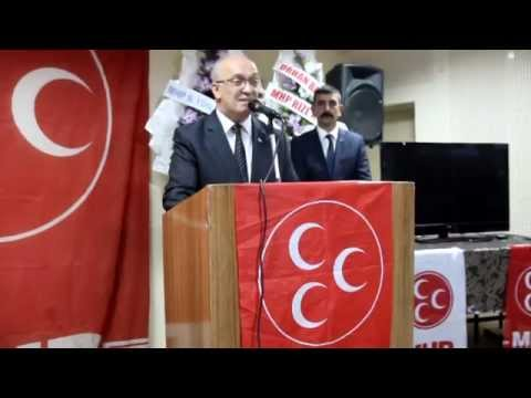 MHP Pazar İlçe Başkanı Erdoğan Pınar oldu