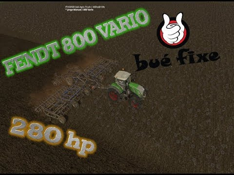 Fendt 800 Vario *MR* v1.0.0