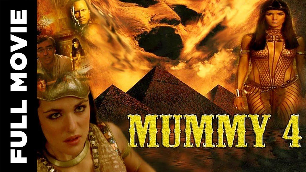 MUMMY 4 | Hollywood Dubbed Movie In Hindi | David Hunt | Robert Madison | Kasya Zurakowska