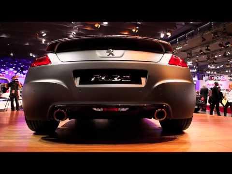 New Peugeot RCZ facelift sneak preview – Paris Motor Show 2012