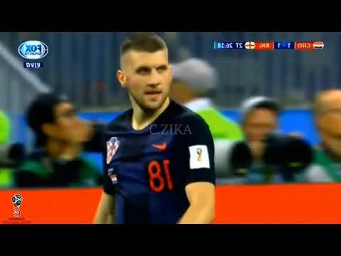 Croacia vs inglaterra resumen