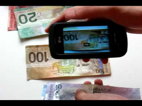 Video of Cash Counter (Canadian Ed.)