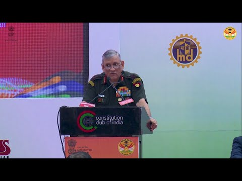 Theme Address: 3rd Defence Attaches' Conclave 2018