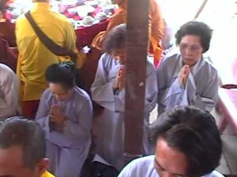 Lễ Tiểu tường sư cô trụ trì chùa Phật Linh Thích Nữ Vạn Thanh phần 2