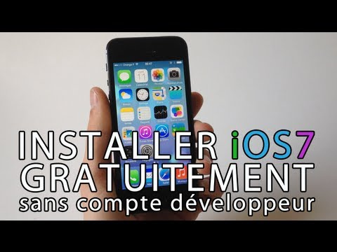 comment installer internet sur l'iphone 4