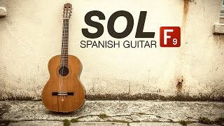 Download Lagu F9 SOL Spanish Guitar Ft. Robin Boult Sample pack Vol 1: Uptempo Mp3