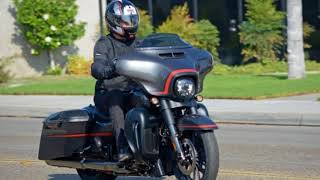 3. 2018 Harley-Davidson CVO Street Glide : Specification