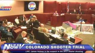 FNN: New York Protests, Colorado Shooter Trial, Police and Rape Victim Discusses Assault