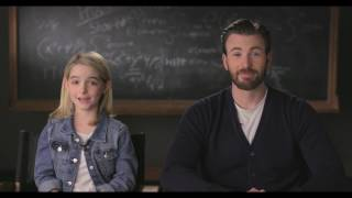 "GIFTED Movie Moment ""Love Your Pet Day"" - Introduction by Chris Evans & Mckenna Grace"