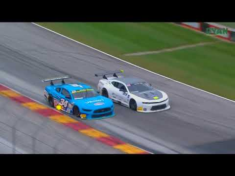 2018 Trans Am Series Highlights from Road America
