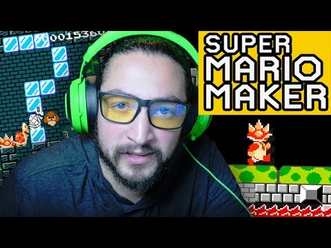 MIND BLOWING PUZZLE - 2 YEARS OF MARIO MAKER [ 2YMM ]