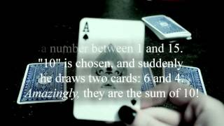 The Magic and Mathematics of a Card Deck