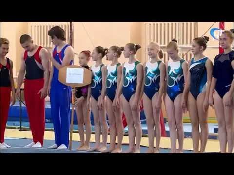 В «Манеже» началось юниорское Первенство по спортивной гимнастике