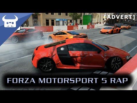 Tekst piosenki Dan Bull - Forza motorsports 5 rap po polsku