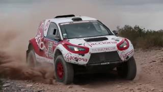 ACCIONA 100% Ecopowered Finishes The Dakar Rally, First All-Electric Vehicle To Do So