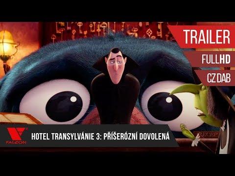 Zažijte příšerózní dovolenou s Hotelem Transylvánie 3. Má první ukázku z filmu