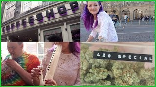 4/20 in AMSTERDAM! | Stoney Sunday | Coral Reefer by Coral Reefer