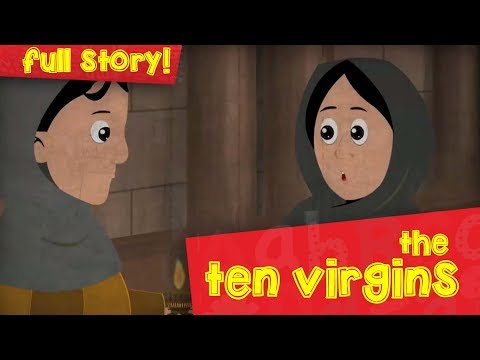 The Parable of The Ten Virgins | English | Parables Of Jesus